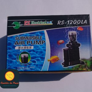 Bomba Aireador sumergible con luz led  RS1200 8w
