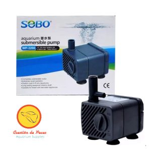 Bomba Sumergible SOBO WP-3200 300L/h 0,6 mt