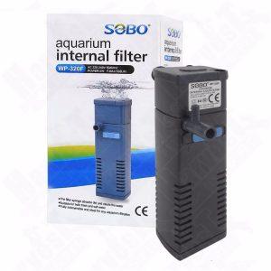 Filtro Interno SOBO WP-320F 500 L/H Compacto y Potente
