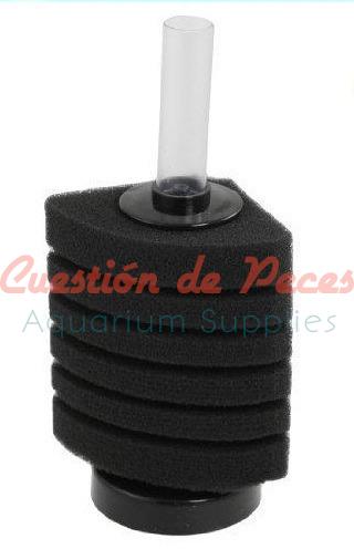 Filtro Esponja Mini Esquinero SOBO SB-833 Ideal Crías