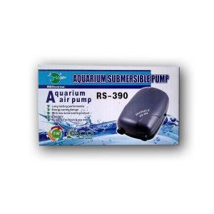 AIREADOR Acuario Pecera RS-390 2 Salidas