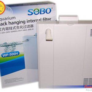 Filtro Interno Slim SOBO WP-500H 350 L/H