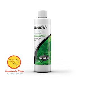 SEACHEM Flourish x 250ml Suplemento Acuario Plantado