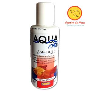 Aquamed Anti-estrés 120cc con Aloe Vera