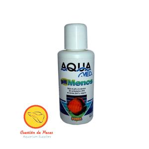Aquamed pH Menos 125cc Baja pH y KH