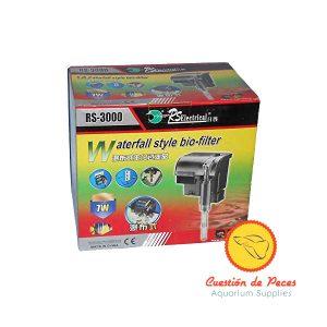 Filtro Mochila Cascada RS-3000 1200 L/H