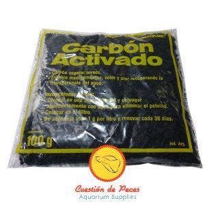 Carbón Activado Bonacqua x 100 gramos