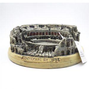 Adorno Cerámica Coliseo Romano