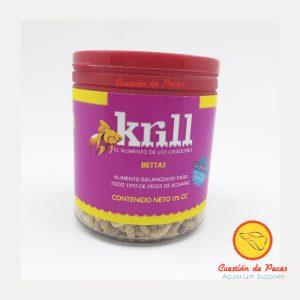 Alimento Krill Bettas