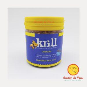 Alimento Krill Carassius