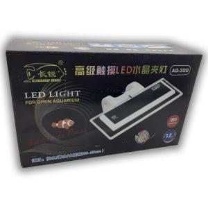 Iluminador LED AQ300 LED Caja